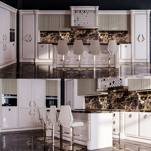 3D tessarolo camila kitchen