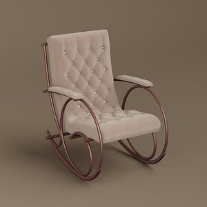 rocking chair model
