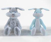 Rabbit Z soft toy