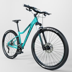 3D bike merida juliet 7 model