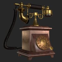 Old Antique Phone