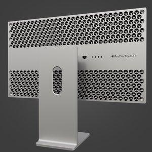 3D pro display xdr model