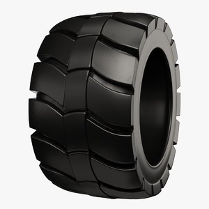 3D industrial tire