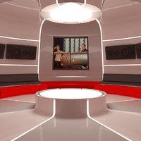 Hobby Center Interior