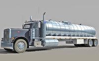 Tanker Truck 21