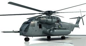 sikorsky ch-53 sea stallion obj