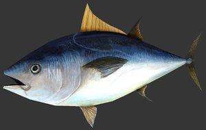 3D atlantic bluefin