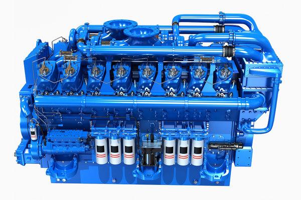 max v16 engine