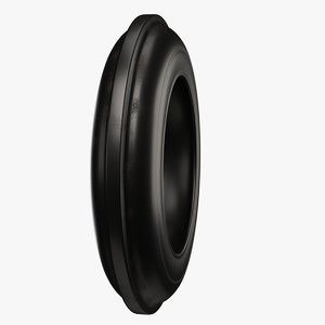 3D agriculture tire