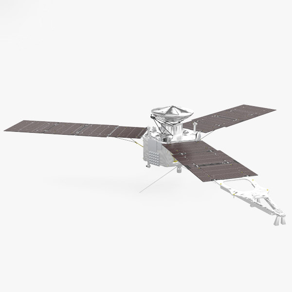 juno spacecraft space model