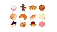 Cartoon Food Pack 3