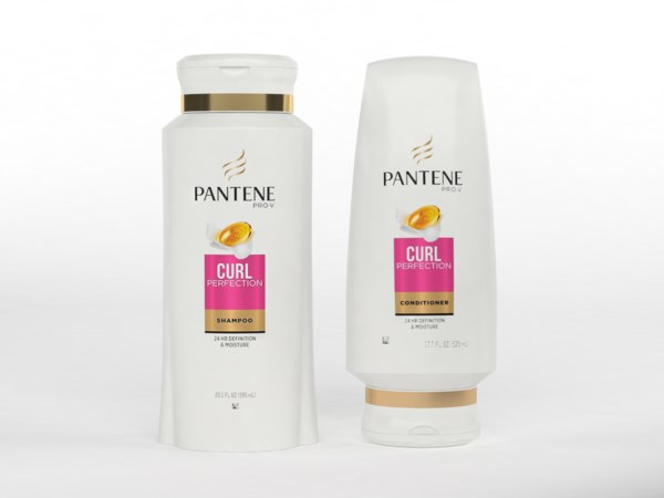 pantene pro-v curl perfection 3D model