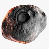 Vesta - Real World Asteroid