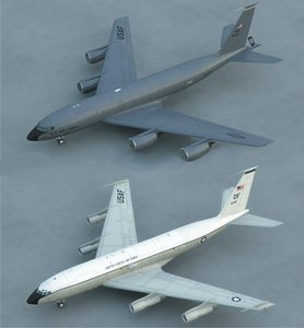 pack kc-135 wc-135 model