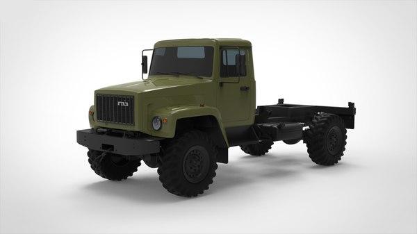 gaz 3308 sadko model