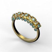 Coral Ring-HB