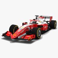 prema racing 9 f2 3D model