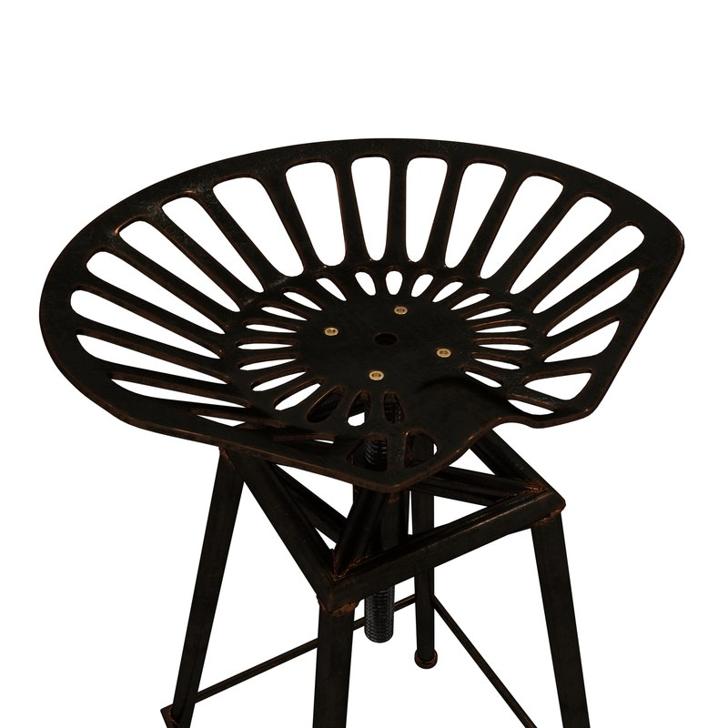 Fabulous Industrial Chair Gmtry Best Dining Table And Chair Ideas Images Gmtryco