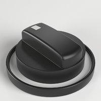 knob support 3D model
