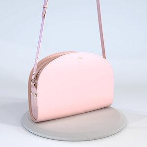 apc half moon handbag 3D
