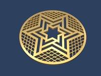 Star of David Medallion