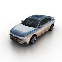 3D 2019 insight model