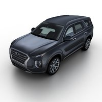 2020 hyundai palisade model