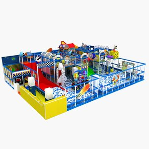 playground play ground model