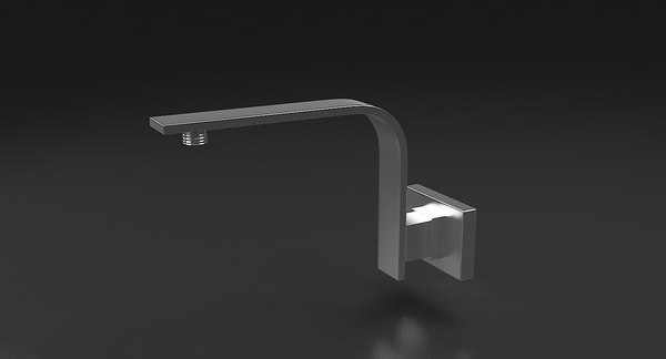 3D water tap 4 model