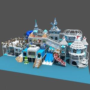 3D model playground play ground