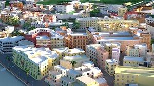 city pack cityscape 3D