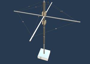 games antennas haarp 3D