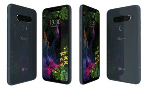 3D lg g8s thinq new