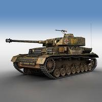 PzKpfw IV - Panzer 4 - Ausf.J - 611