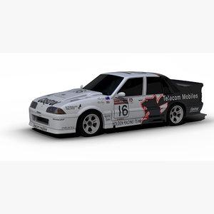 1990 vl commodore 3D