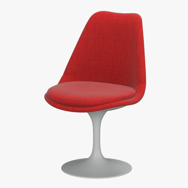 knoll saarinen tulip chair 3D