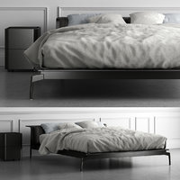 Cassina L41 Sled Bed