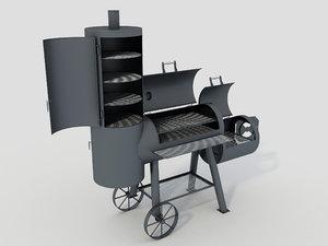 design grill 3D