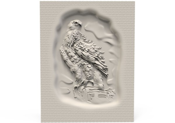 relief eagle model
