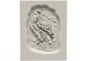 relief eagle model