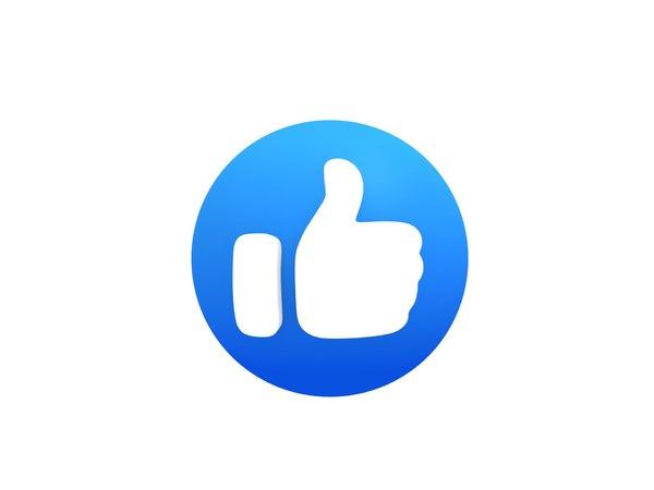facebook button model