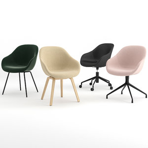 3D aac seat -