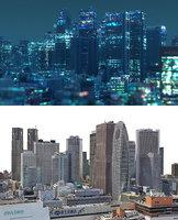 3D tokyo city hd pack 2