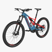3D specialized turbo levo 2019 model