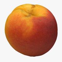 3D scan apricot