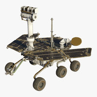 opportunity rover model