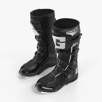Gaerne SG10 Mens Black Motocross Boots