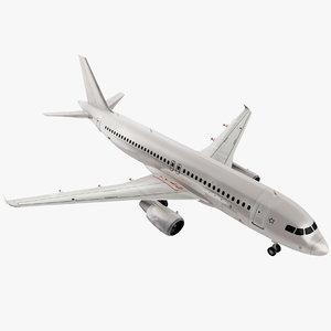 3D airbus generic model