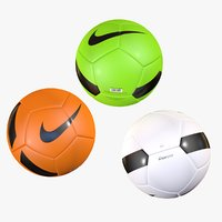 Nike Pitch Team Soccer Ball Colors