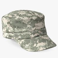 3D army acu hat digital